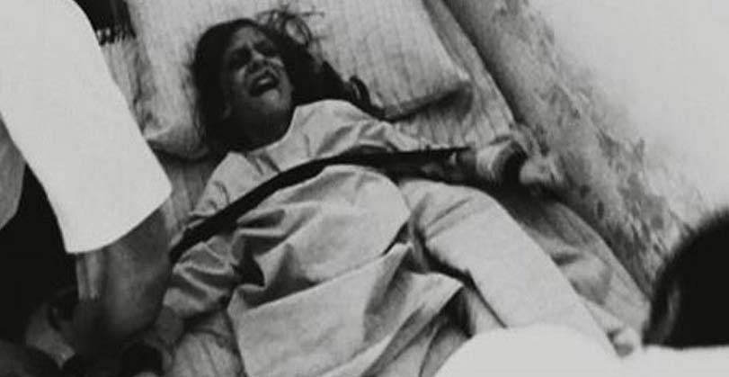 Histórias reais: A Estudante Clara Germana Durante Sessão de Exorcismo Real.